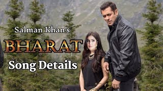 Bharat Movie Song | Full Update | Salman Khan, Disha Patani | Release on Eid 2019