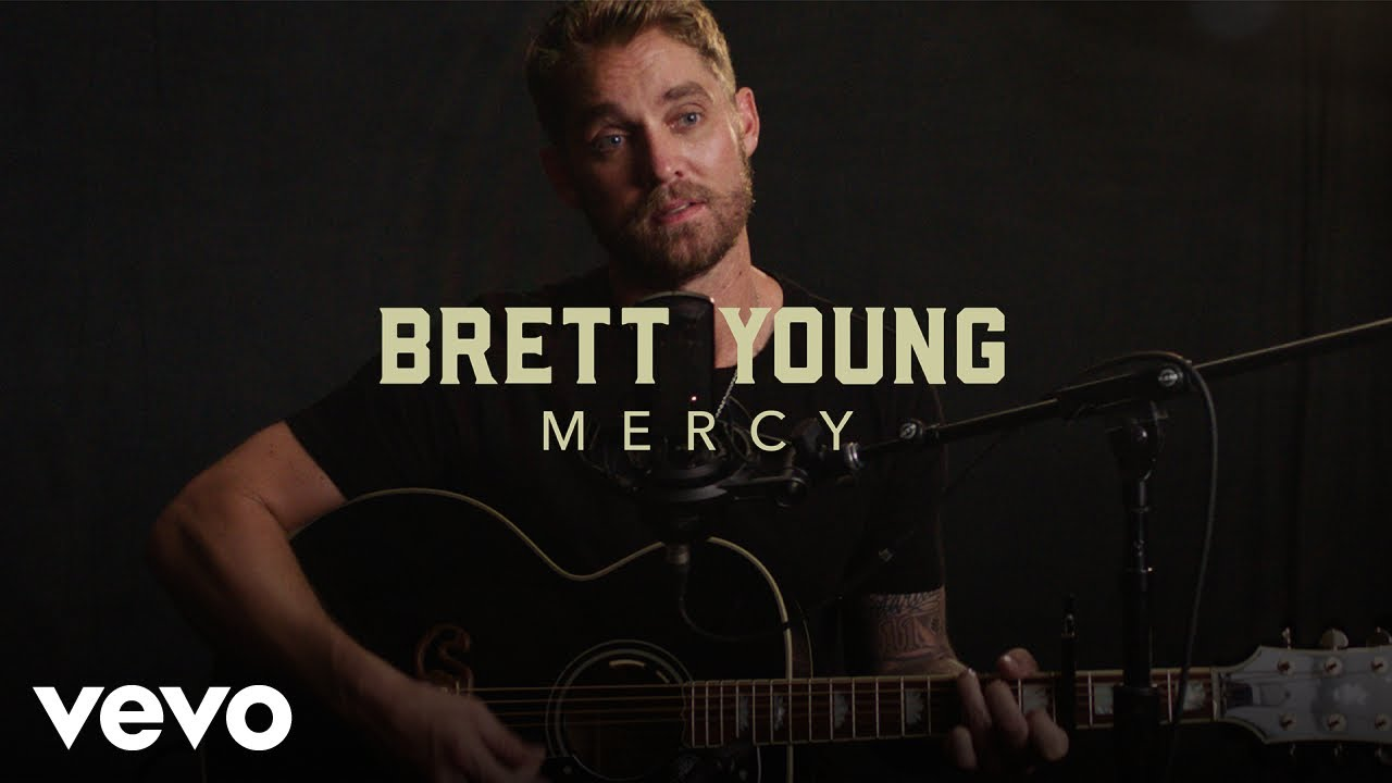 Brett Young Mercy Official Performance Vevo Youtube