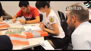 Learn in English in Sydney with Navitas English