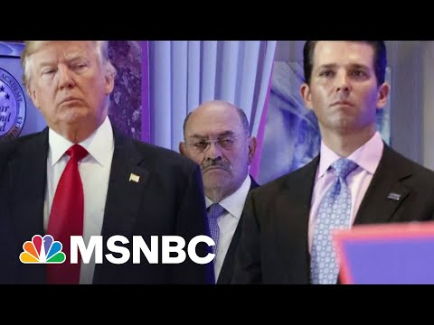 Trump CFO Weisselberg Could Face Charges This Summer