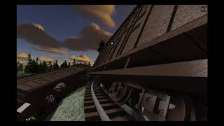 Roblox Narrow Gauge Project Runaway Coaches Part 4