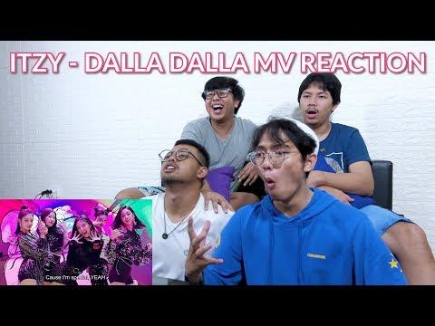 'ITZY, NYUCI JADI ENTENG' | ITZY - DALLA DALLA MV REACTION