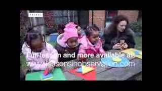 EYFS lesson observation: Nursery Numeracy KS0 (excerpt)
