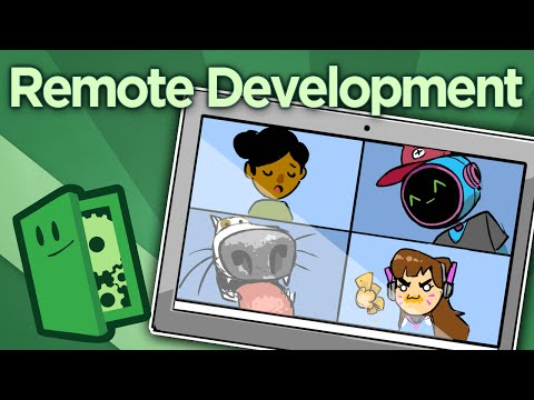 Remote Development - How to Work Effectively from Long Distance - Extra Credits