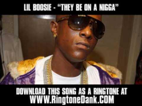 Lil Boosie  They Be On A Nigga  New  + Lyrics + Download