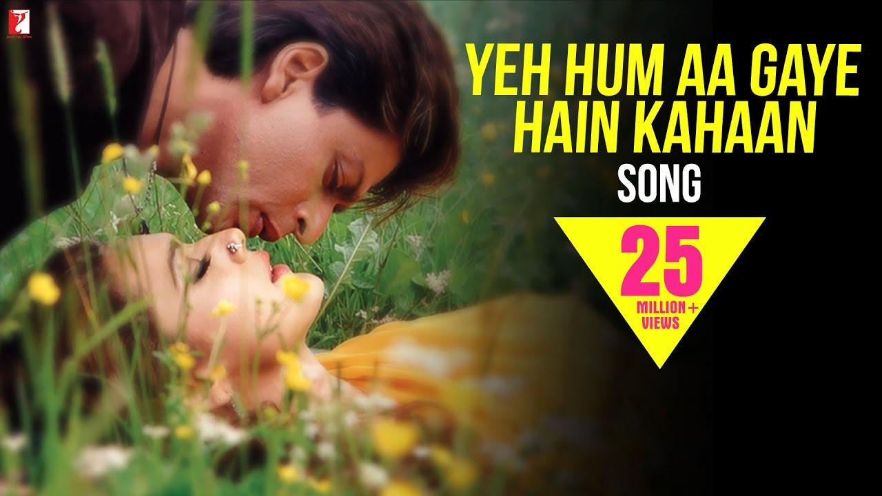 Yeh Hum Aa Gaye Hain Kahaan Full Song Veer Zaara Shah Rukh