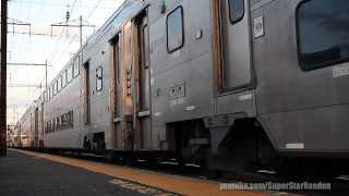 an hour at jersey avenue amtrak nj transit