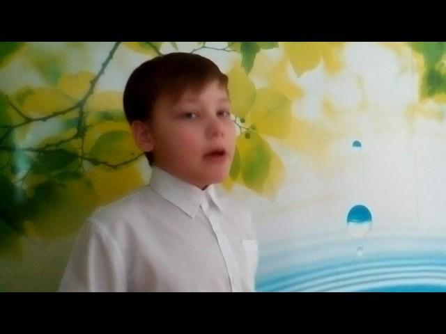 Изображение предпросмотра прочтения – КириллПопов читает произведение «Весенняя гроза (Люблю грозу вначале мая…)» Ф.И.Тютчева