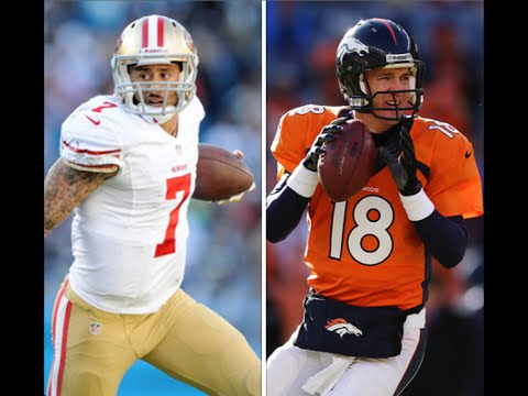 Broncos vs 49ers 2014 W7 Highlights