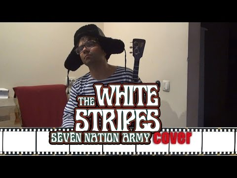 White Stripes - Seven nation army russian cover