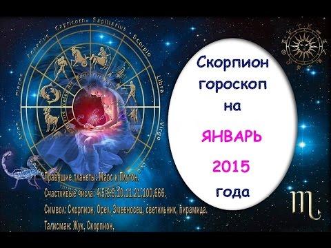 Гороскоп на 2015 год Скорпион    Гороскопы 2015