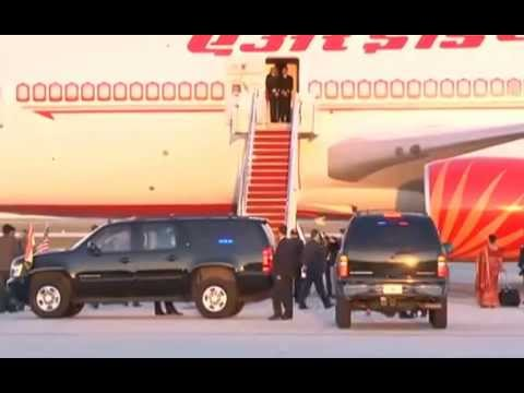 PM Narendra Modi's Departure from Washington DC to India   PMO