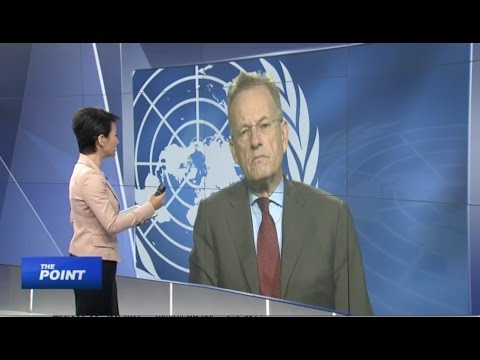 The Point with LIU Xin: Xin speaks to Director-General of the United Nation's Office in Geneva