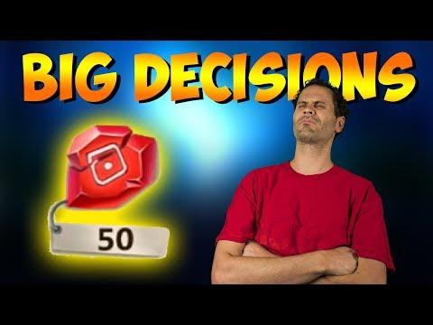50 Level 9 Talent Runes... BIG Decisions! Fortress Feud