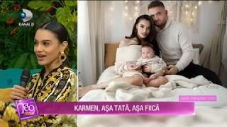 Teo Show 18.02.   Karmen I A Facut Instagram Fiicei Sale Adevaruri Despre Viata De Mama