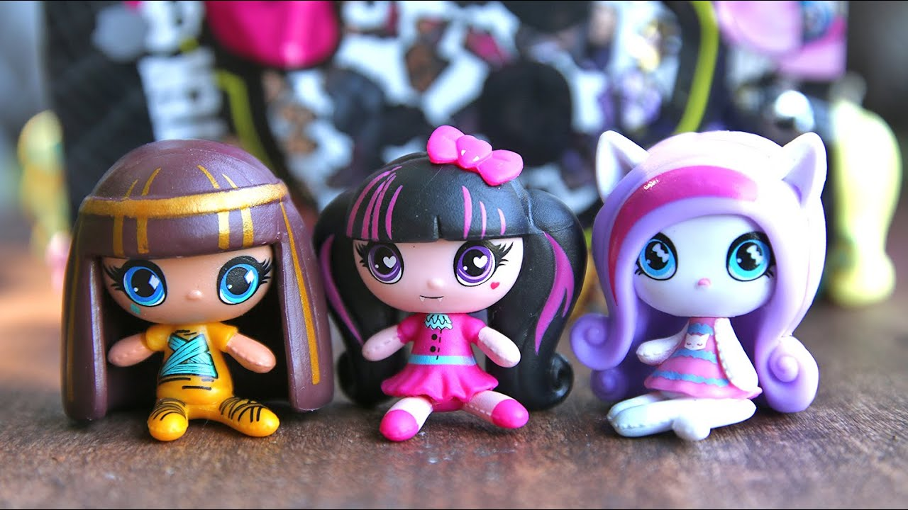 Monster High Minis Upiorki W Wersji Mini