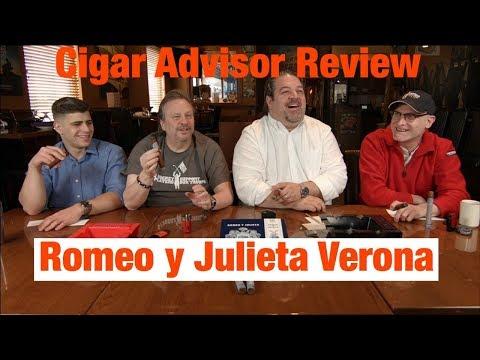 Romeo y Julieta House of Verona Cigar Review - Cigar Advisor Magazine