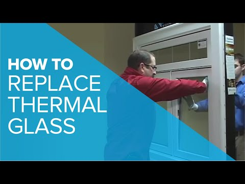 Incroyable Replacing Thermal Glass