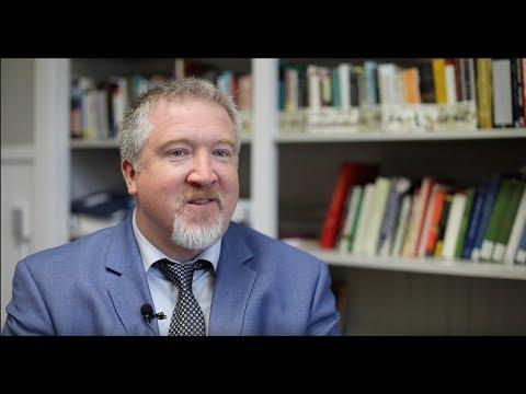 Meet Dr. Eric C. Brown, Interim President, University of Maine at Farmington