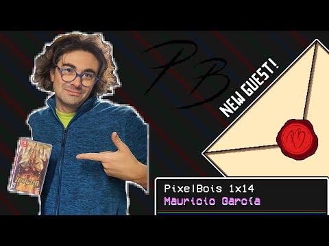 Entrevista Mauricio García (CEO de The Game Kitchen y Productor de Blasphemous) - PixelBois 1x14