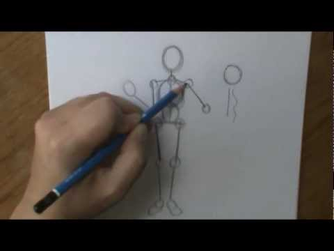 How to draw a Person pt:1