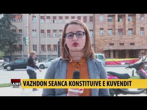 Senaca kuvendore, përplasje mes LSDM-së dhe VMRO-së