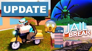 JAILBREAK MAP EXPANSION UPDATE! *FULL REVIEW!* (Roblox)
