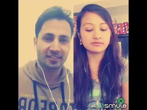 Aankhon se tune yeh kya keh diya cover by Madan Sangroula And Razani