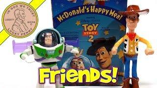 Дісней-Піксар Історія Іграшок 2 1999 року встановлено, Макдональдс щасливий їжа іграшки серії