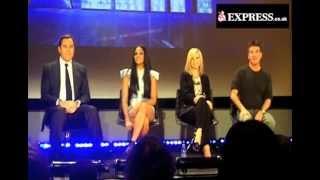 Britain's Got Talent press launch - insider look