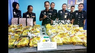 Police nab man with RM2.5mil worth of syabu