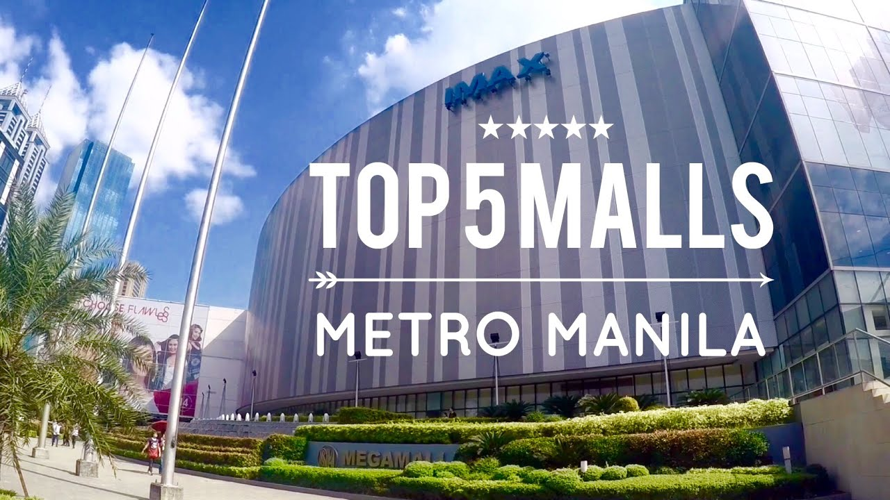 best of shopping part 5 top 5 must visit shopping malls metro manila philippines 720
