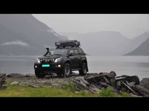 Overland expedition Norway summer 2016