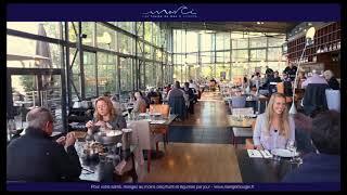 Restaurant Merci Poissons et Fruits de Mer en bord de Garonne