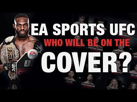 EA Sports UFC - You Vote For the Cover Fighter