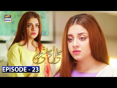 Mera Dil Mera Dushman Episode 23 | 23rd March 2020 | ARY Digital Drama