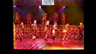 EXPRESO ASTRAL Pura fibra STARLIGHT EXPRESS Pumping Iron