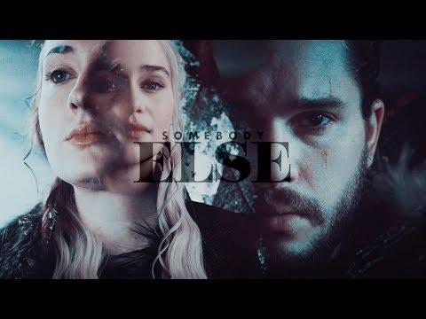 Jon, Sansa & Daenerys [Somebody Else]