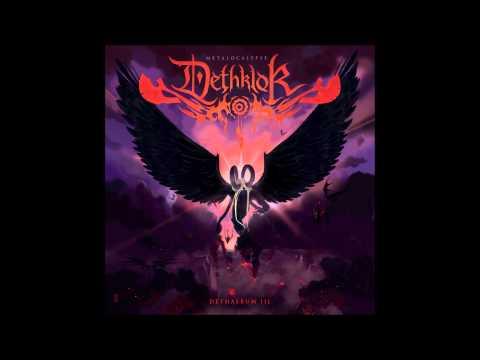 Dethklok - Dethalbum III - Starved [HD, with lyrics]
