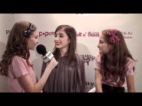 Victoria Strauss Interview - Rising Talent Magazine Red Carpet Charity Event