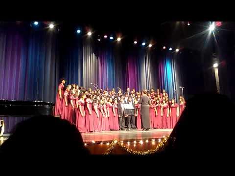 SLOW ROCKIN' CHRISTMAS Renaissance High School Varsity Choir WINTER CONCERT