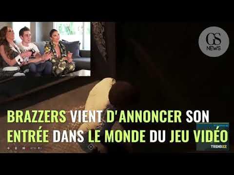 Brazzers : Le Géant De La Pornographie Se Lance Dans Les Let's Play