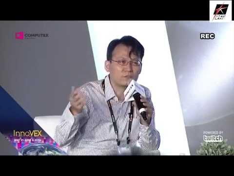 Autonomous robots live demo in COMPUTEX