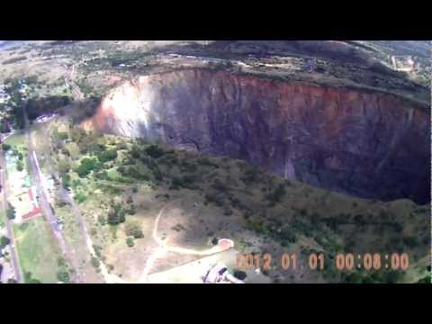 Cullinan Dimond Mine,The BIG Hole