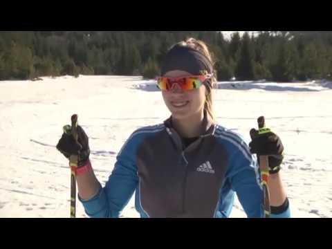 Rezultat slika za Anastasija Vojinović,balkanska prvakinja u bijatlonu