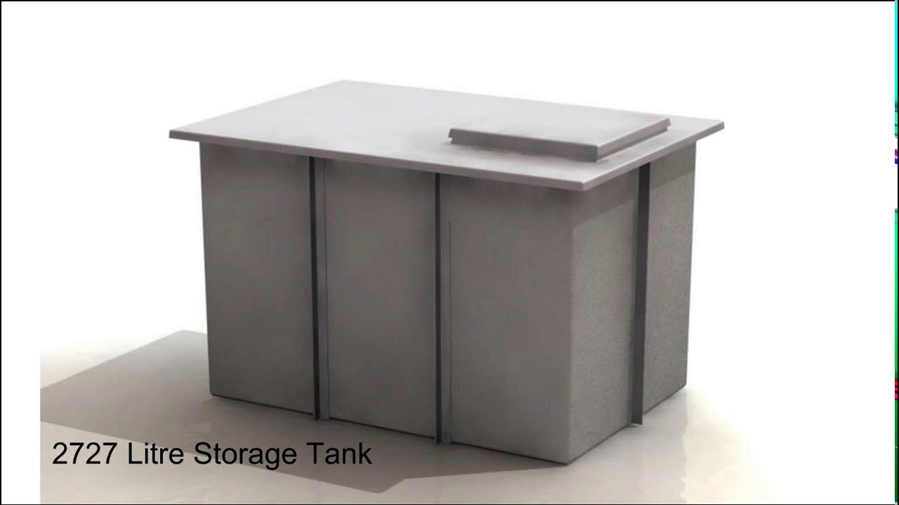 Water Storage Tanks UK | Commercial Domestic Water Tanks