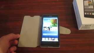 видео Обзор Huawei Ascend P7 - технические характеристики, отзывы, где купить в России
