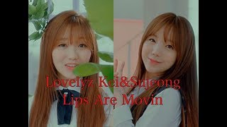 Lovelyz Kei Sujeong - Lips Are Movin 【cover】(러블리즈 케이 수정)