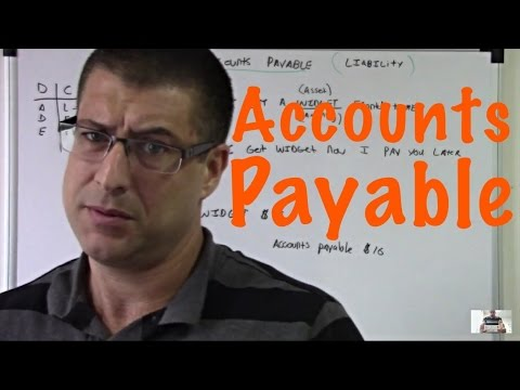 Accounting for Beginners #10 / Accounts Payable / Basics
