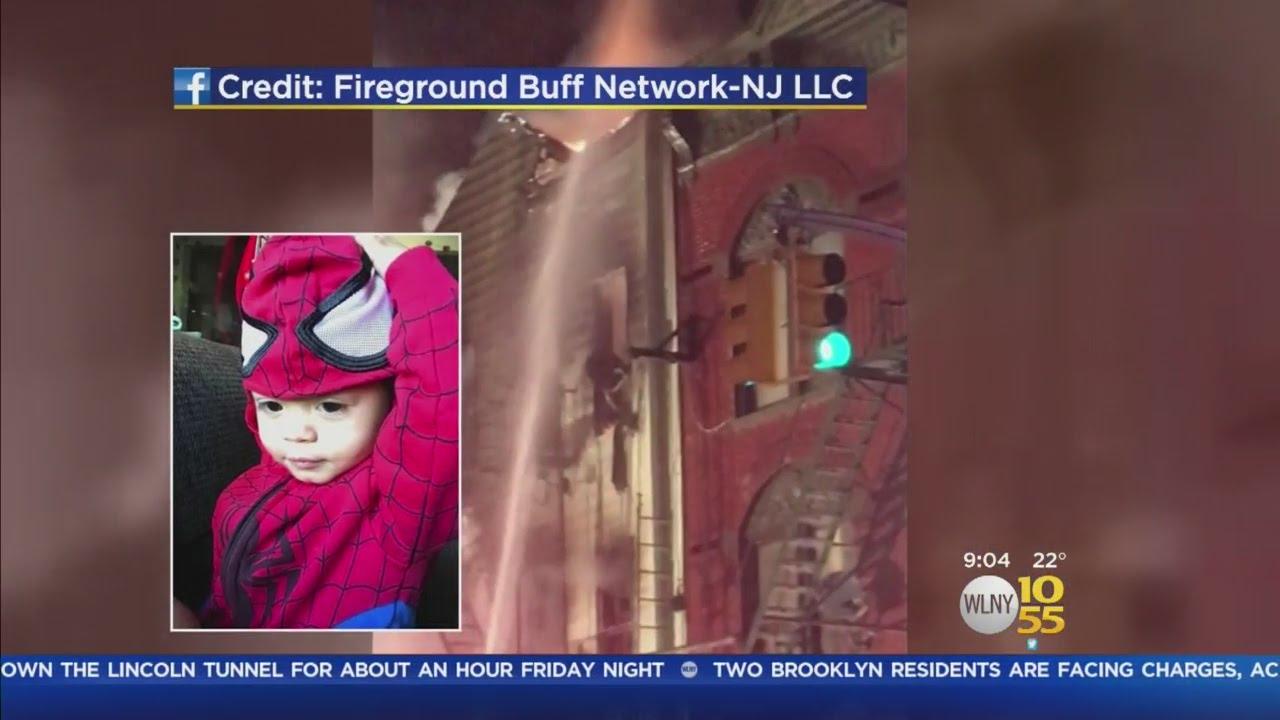 Boy Killed In Union City Fire